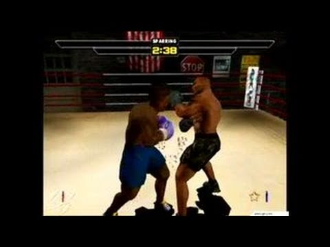 Mike Tyson Heavyweight Boxing Xbox