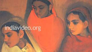 Paintings of Amrita Sher-gil