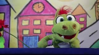 01 lustiges Puppentheater für Kinder