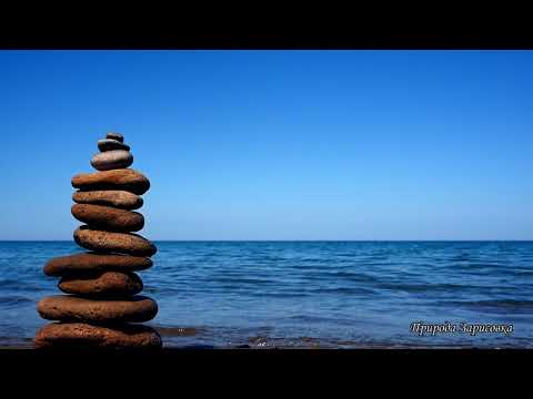 Шум моря. Морской прибой. Волны. Чайки. Шум волн.  Морской бриз. Море. Черное море. Релакс.