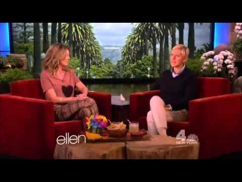 Ellen Pompeo on The Ellen Degeneres Show (05-03-2013)