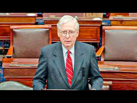 McConnell Brags About Stimulus After Blocking It For MONTHS