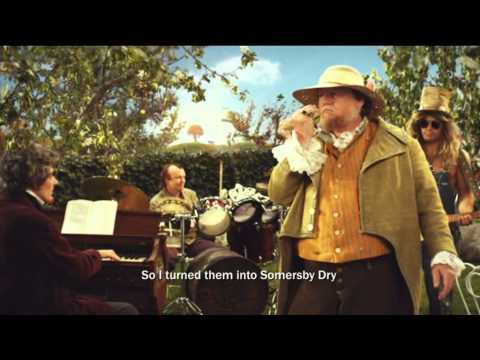 Sommersby Apple Dry commercial reklame
