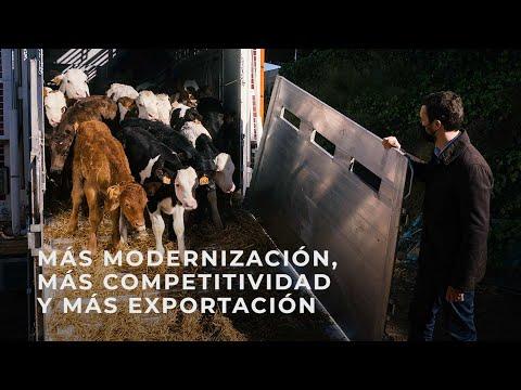 Más modernización, más competitividad y más export...