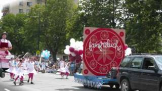 preview picture of video 'La Fête Nationale du Québec - 2009 à Montréal'