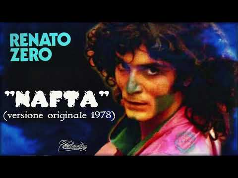 """Renato Zero - """"Nafta"""" (1978, versione originale inedita/audio restaurato)"""