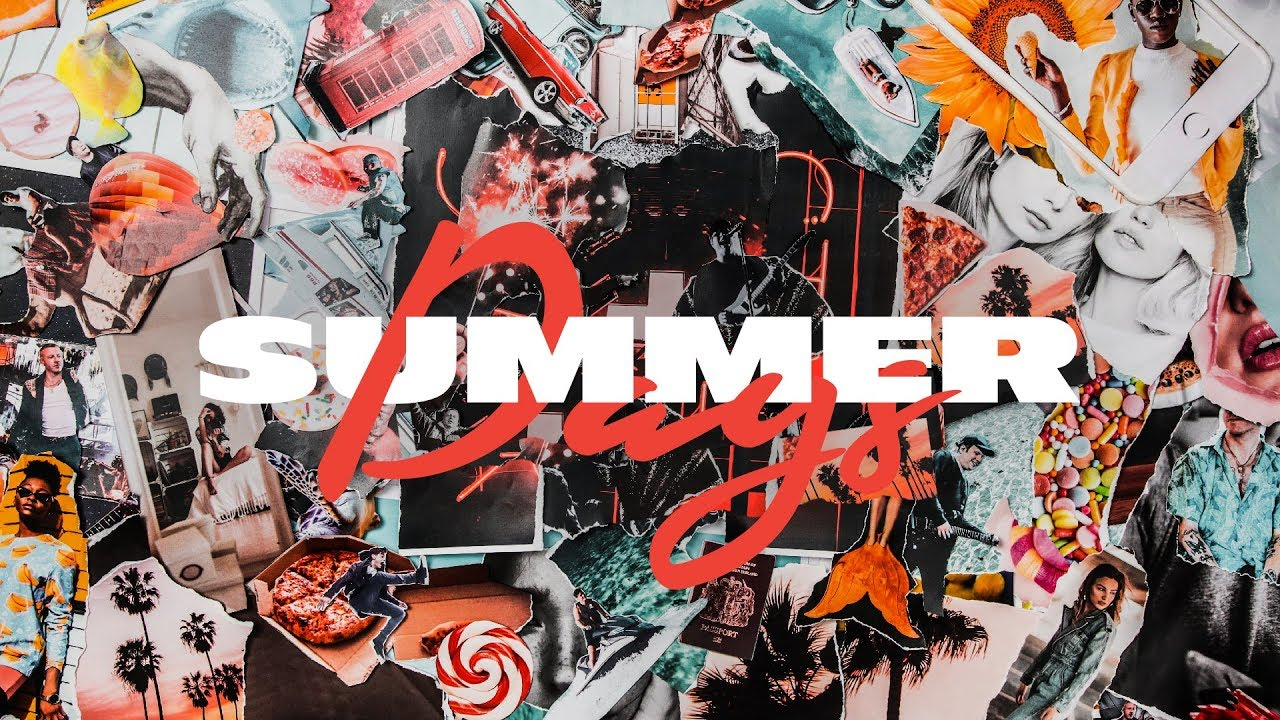 Martin Garrix feat. Macklemore & Patrick Stump Of Fall Out Boy – Summer Days