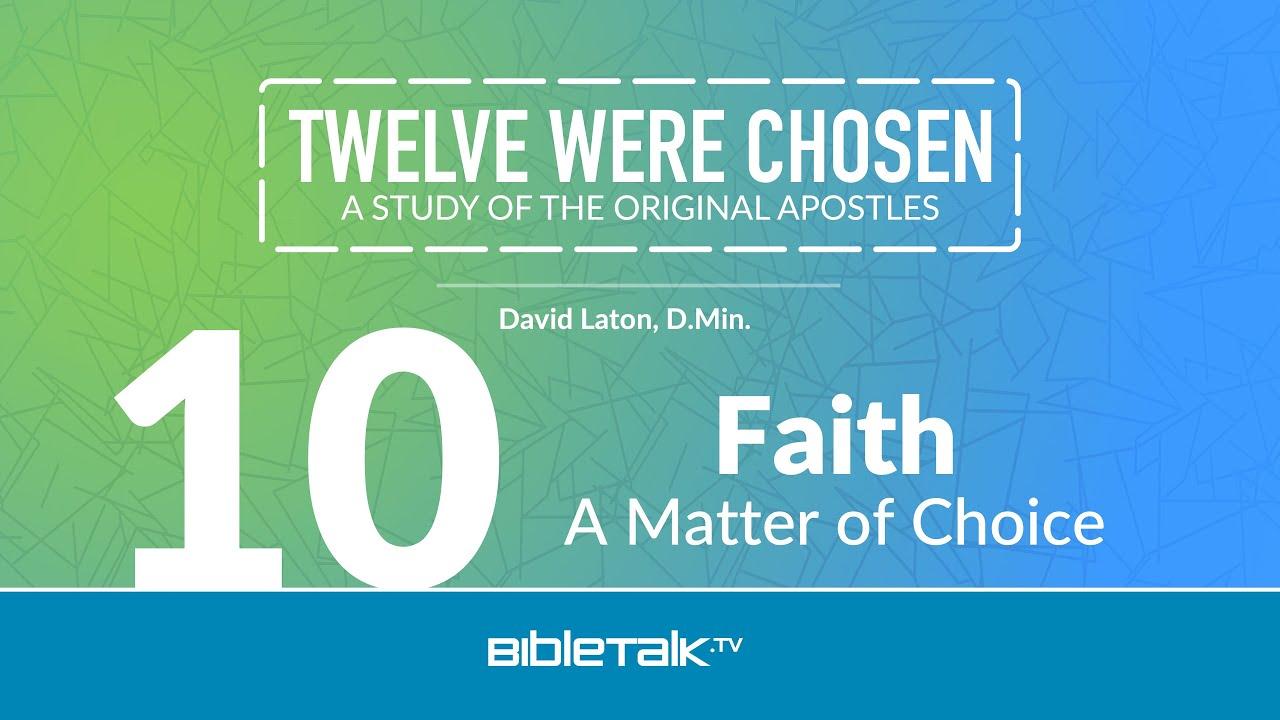 10. Faith