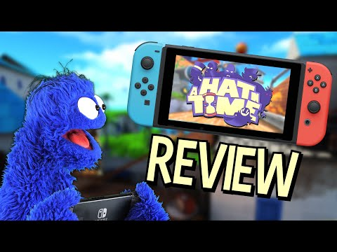 3D Hatformer | A Hat in Time (Switch) Review