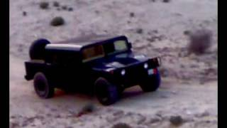 preview picture of video 'Hummer H1 4x4 bahrain'