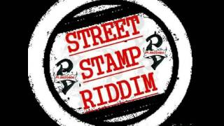 Street Stamp Riddim - mixed by Curfew 2015