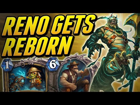 Promote Synergy! | Reno Quest Paladin | Wild Hearthstone Saviors of Uldum