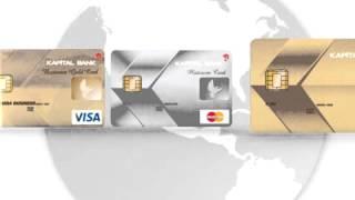 KAPITAL BANK credit card