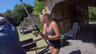 Рыбалка в адлере на озерах