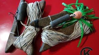 Шнуры для ловли сома на квок