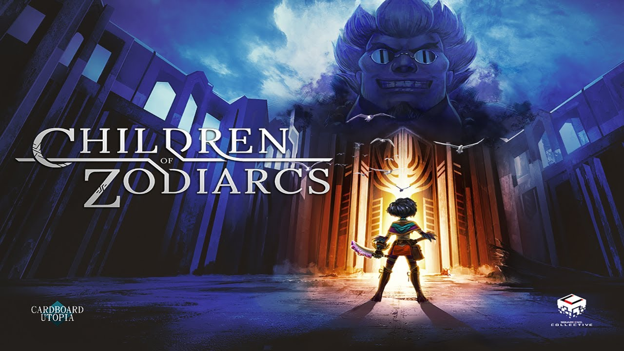 Video Children of Zodiarcs [PC Download]