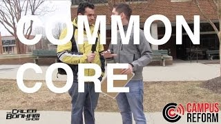 The Caleb Bonham Show: Common Core Math