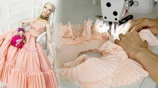 The Making Of DeMuse Caroline Doll