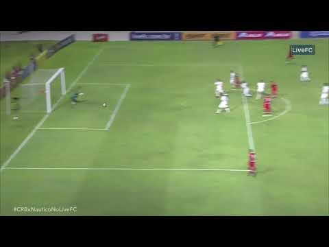 Náutico 3 x 2 CRB: veja os gols da virada do Timbu