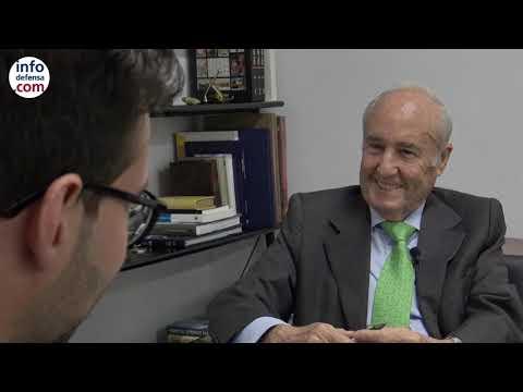 Entrevista a Antonio Rodríguez, Premio Tedae de Defensa