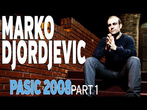 Marko Djordjevic: PASIC 2008, clip #1: Opening Tune...