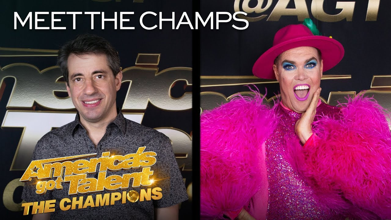 Hilarious Icons Hans and Dan Naturman Are FUNNIER Than Ever! - America's Got Talent: The Champions thumbnail