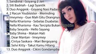 Gambar cover Lagu Dangdut Remix House Paling Enak ll Lagi Syantik ll Goyang 2 Jari