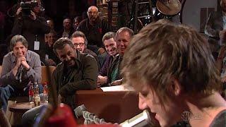 "Bo Burnham Performs ""Art is Dead"" in the Green Room (HD)"