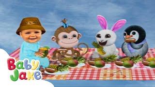 Baby Jake - Magic Baby Jake Moments! ⭐️ | Full Episodes | Cartoons for Kids