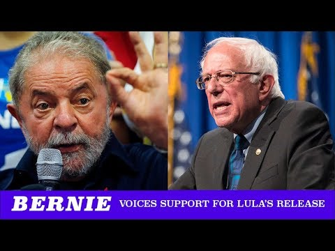 Bernie Alone in Supporting Lula, Showing He Has The Best Foreign Policy (TMBS 94)