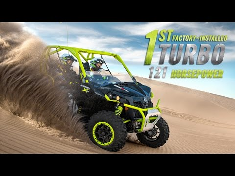 2015 Can-Am Maverick™ X® ds 1000R Turbo in Broken Arrow, Oklahoma