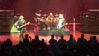 Jailhouse Rock - ZZ Top - Live 3/4/2017