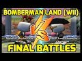 Bomberman Land wii Championship Battle And Ending
