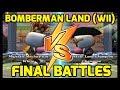 Bomberman Land wii Championship Battle And Ending