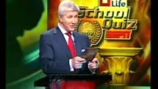 ESPN School quiz National Level Quater Finals