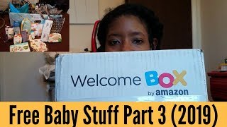 How to Score FREE baby stuff Part 3