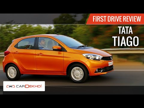 Tata Zica | First Drive in India | CarDekho.com