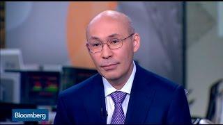 Глава Нацбанка РК К.Келимбетов дал интервью Bloomberg