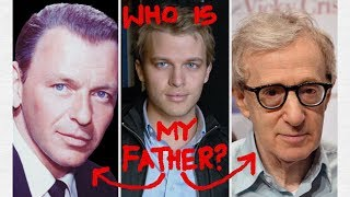 """RONAN FARROW : """"WHO is MY FATHER?"""" FRANK SINATRA Or WOODY ALLEN ? HOLLYWOOD SECRETS EXPOSED!"""