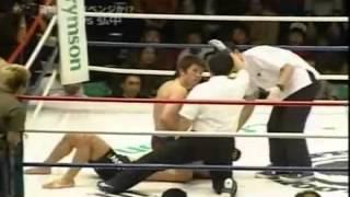 Shinya Aoki  The Baka Survivor MMA