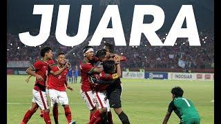 Gilas Thailand Lewat Adu Penalti, Timnas U-16 Indonesia Juara Piala AFF U-16 2018!