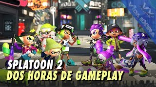 Splatoon 2 - Dos horas de gameplay