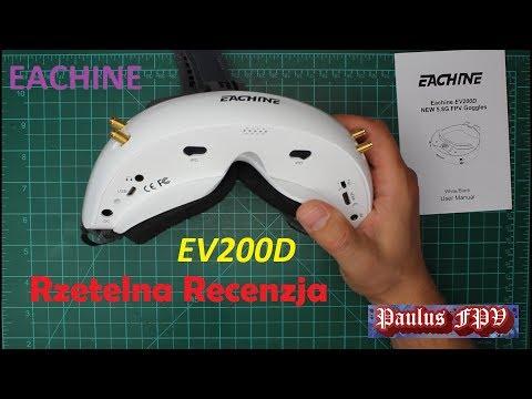 Eachine EV200D  prezentacja i opinia