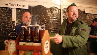 Edible Nutmeg on the Road, Episode 9: New Canaan Nature Center's 5th Annual Harvest Festival