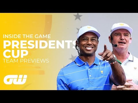 Presidents Cup 2019: Who Will Win?   24/7 LIVESTREAM   Golfing World