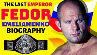 Fedor Emelianenko Biography | दुनिया का सबसे खतरनाक हैवीवेट फाइटर | Fedor Emelianenko Life Story