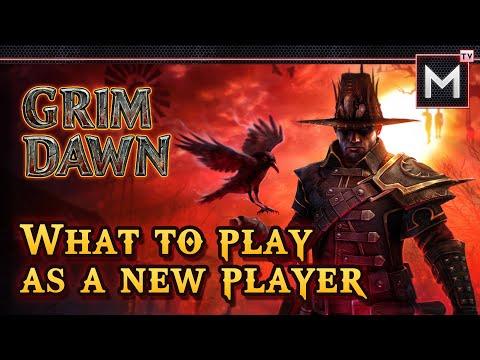 Choosing the Right Class - Grim Dawn