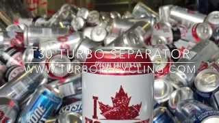 Depackaging Beer & Soda In Cans