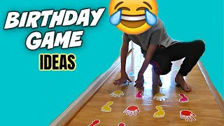 3 Birthday Party Games To Play With Your Kids Indoors