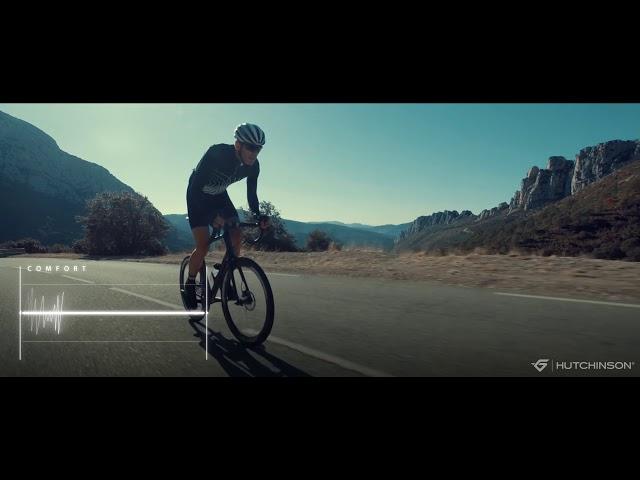 Видео Покрышка Hutchinson Equinox 2 700x25 TT FB